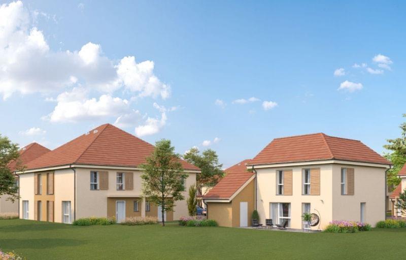 Plus d info sur la résidence Corti à Arenthon
