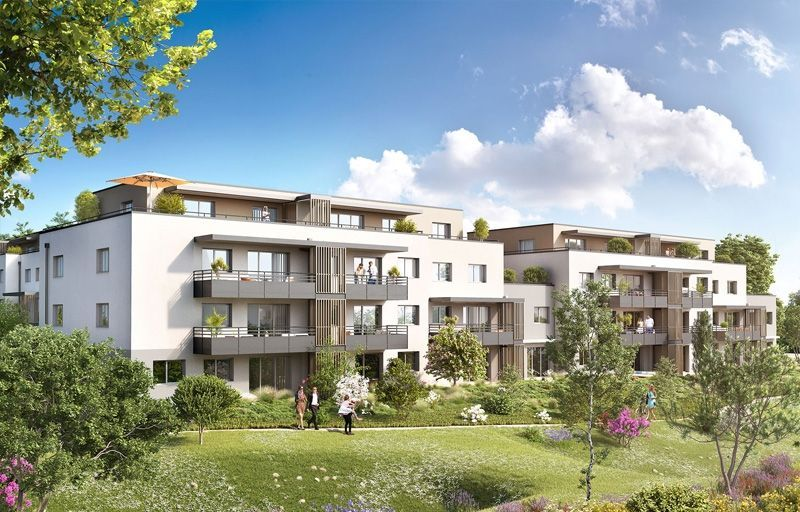 Programme immobilier neuf Ayse