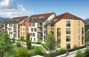 Programme immobilier neuf Bonneville