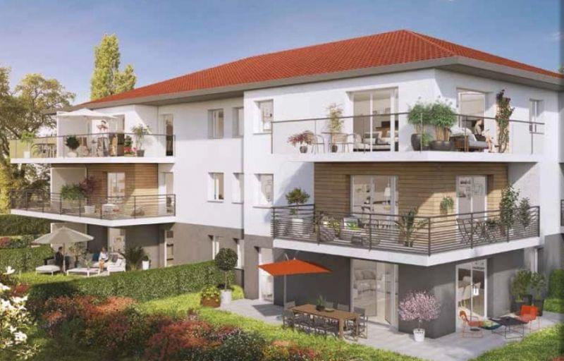 Programme immobilier neuf Bons-en-Chablais