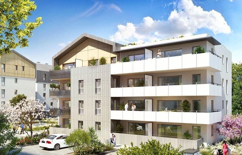Immobilier neuf Bons-en-Chablais