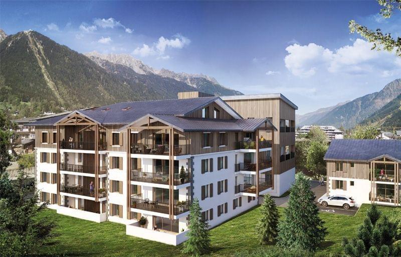 Plus d info sur la résidence White Pearl à Chamonix-Mont-Blanc