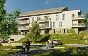 Programme immobilier neuf Charvonnex