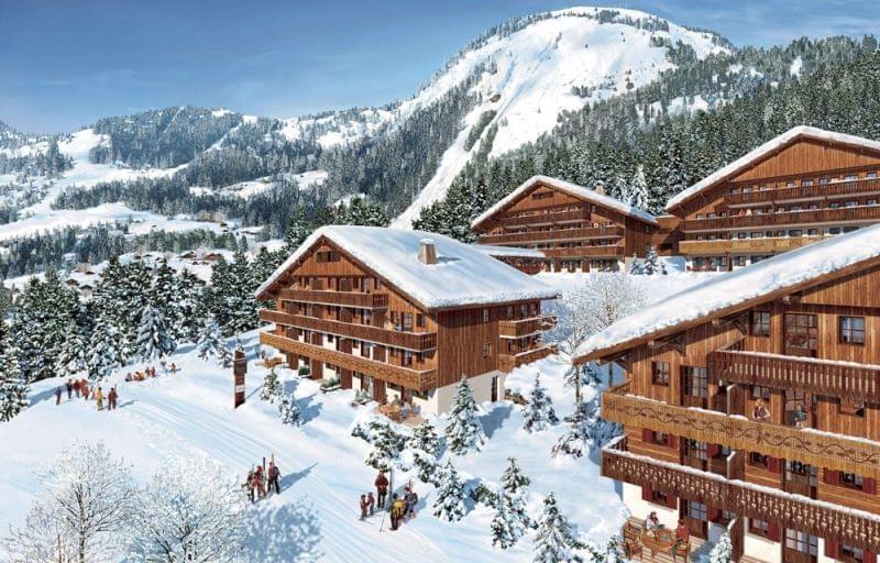 Residence Montagne Chatel