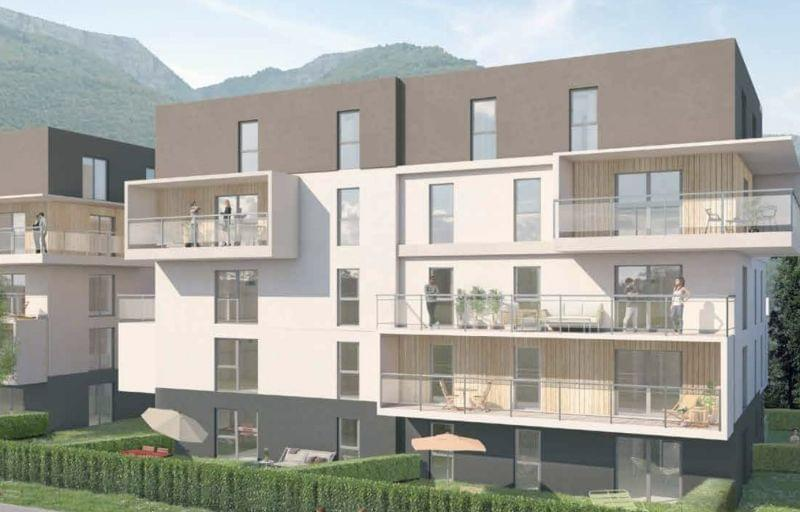 Programme immobilier neuf Cluses