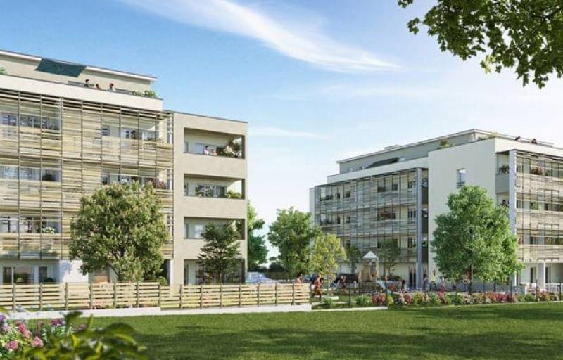 Plus d info sur la résidence Balcons de Genève à Collonges-sous-Salève