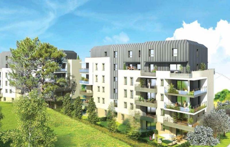 Derniers lots de standing en immobilier neuf à Cran-Gevrier (74960) : Clair de Lune, appart T4 et T5