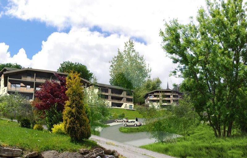 Plus d info sur la résidence  Côté Mont-Blanc à Domancy