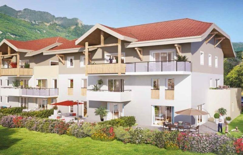 Programme immobilier neuf Doussard
