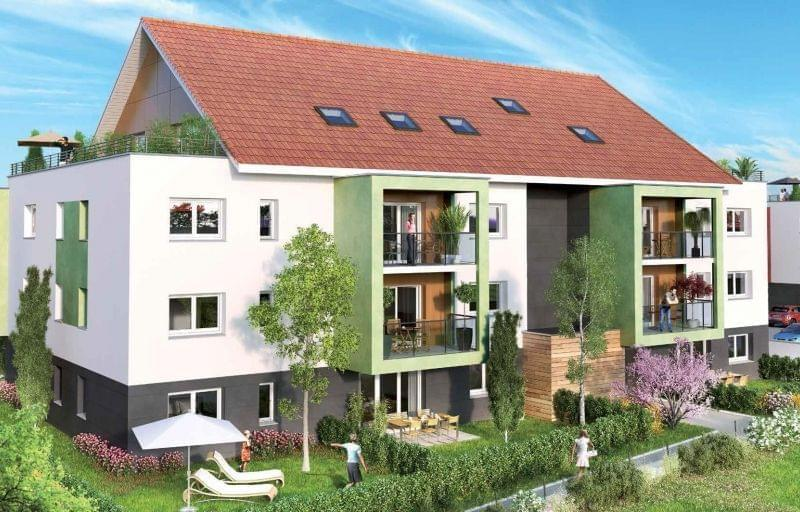 Immobilier neuf Douvaine