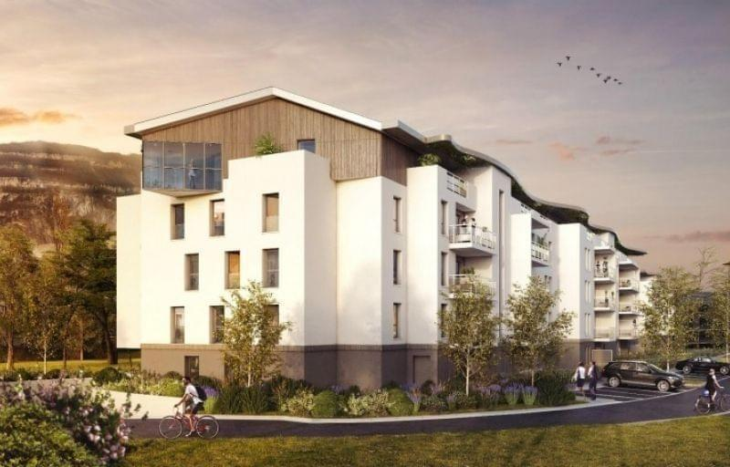 Programme immobilier neuf Etrembières