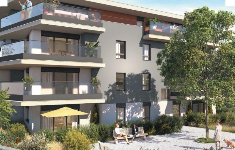Plus d info sur la résidence Trilogy à Etrembières