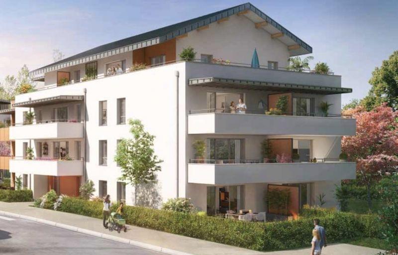 Programme immobilier neuf Évian-les-Bains
