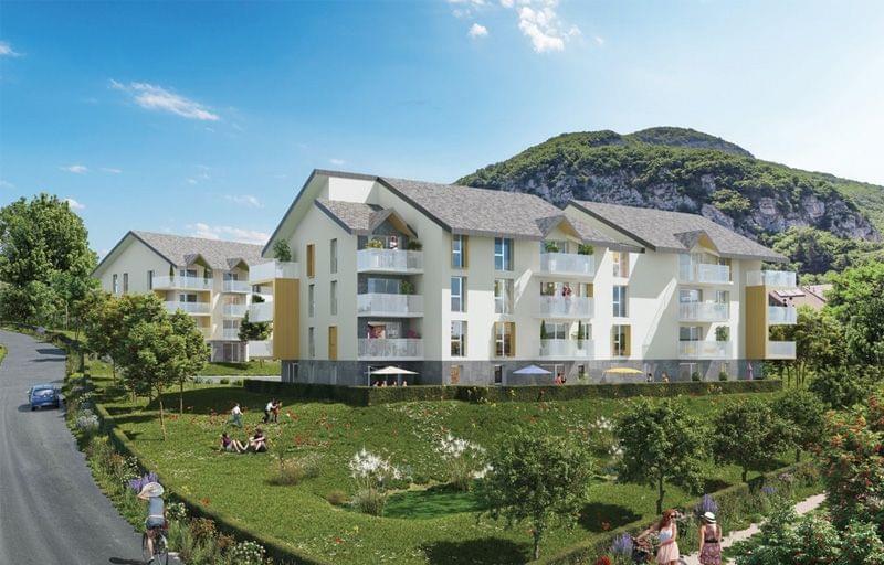 Programme immobilier neuf La Balme-de-Sillingy