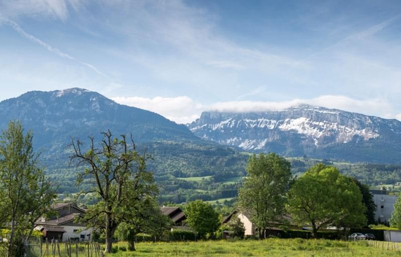 Résidence à La Roche-sur-Foron Proche commerces et services, A 40 min de Genève grâce au Léman express, Cadre paisible,