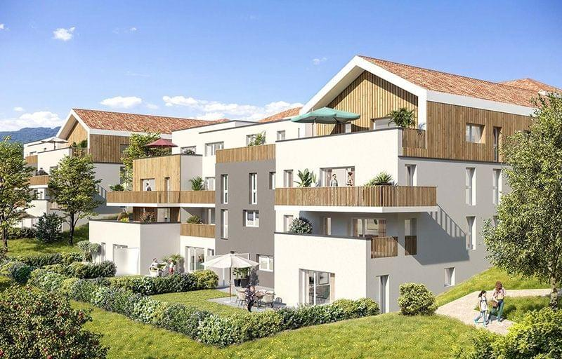 Programme immobilier neuf Marigny-Saint-Marcel