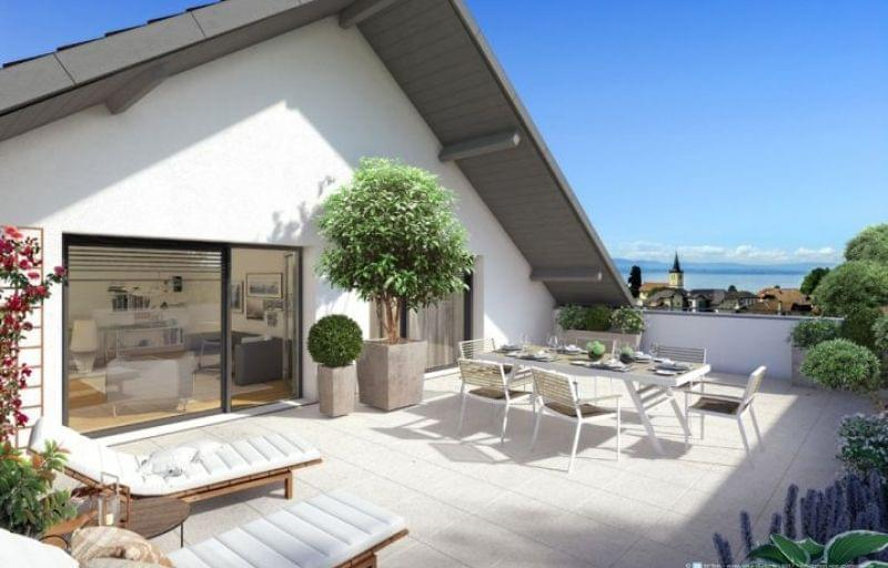 Immobilier neuf Maxilly-sur-Léman