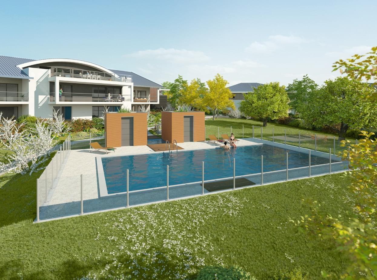 Immobilier prestige avec notre r sidence neuve de standing for Immobilier prestige appartement