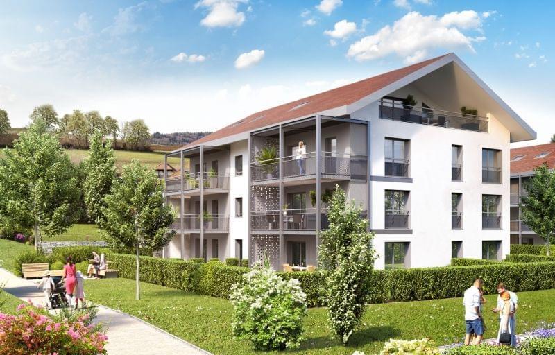 Plus d info sur la résidence Metz-Tessy-Emblem à Metz-Tessy