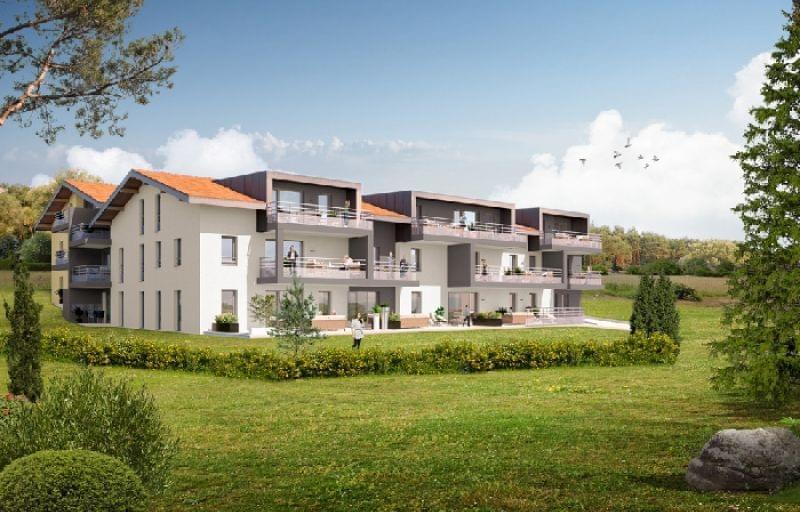 Appartement neuf Neydens