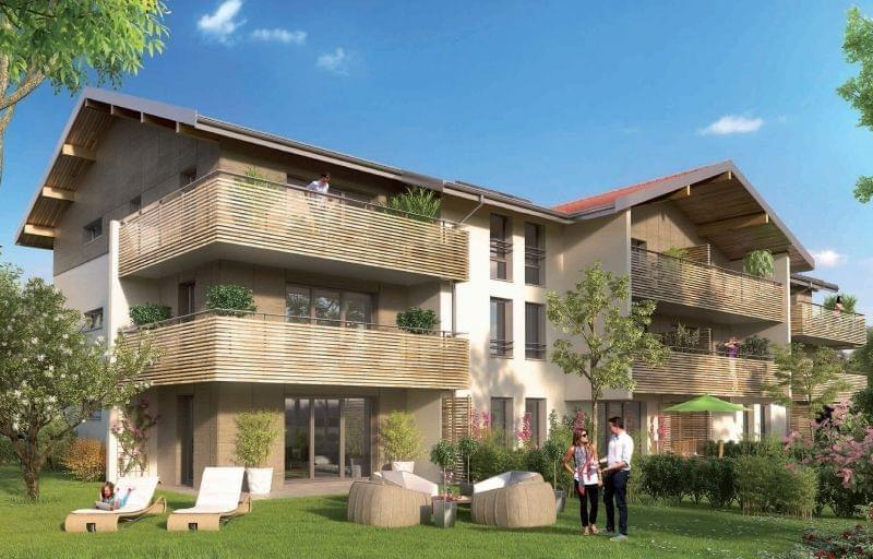 Immobilier neuf Neydens