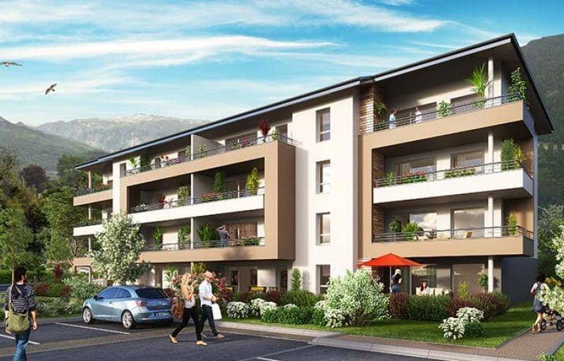 Programme immobilier neuf Passy