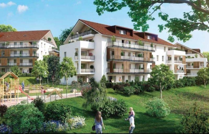 Programme immobilier neuf Poisy