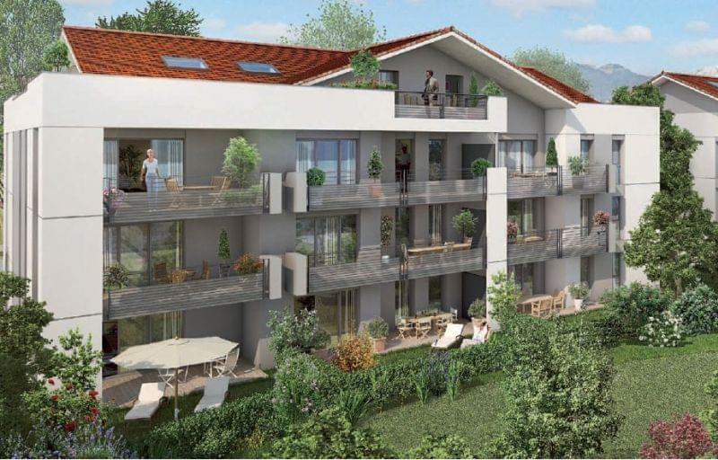Immobilier prestige reignier esery angel park for Toit terrasse immobilier