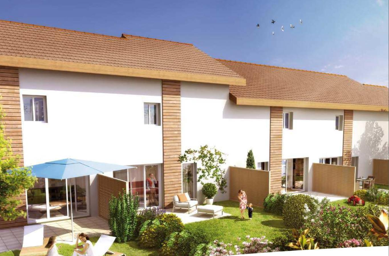 Immobilier neuf rumilly c t nature for Immobilier neuf