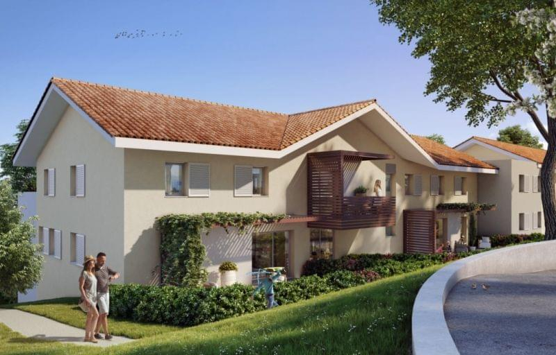 Immobilier neuf Saint-Cergues
