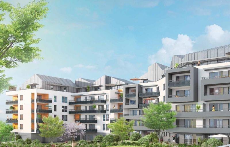 Immobilier neuf Saint Julien en Genevois