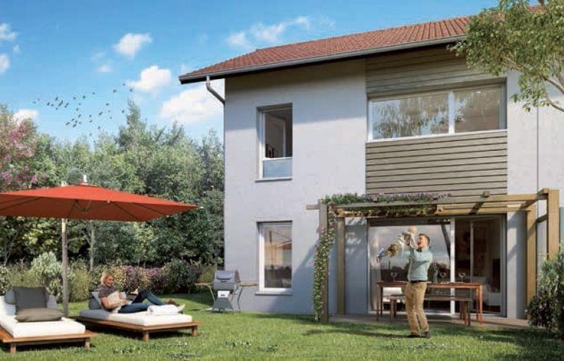 Immobilier neuf Saint-Martin-Bellevue