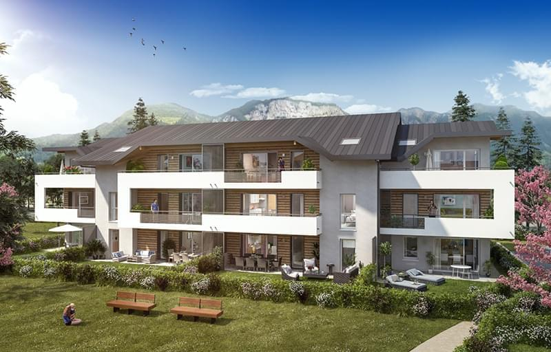 Immobilier neuf Saint-Pierre-en-Faucigny