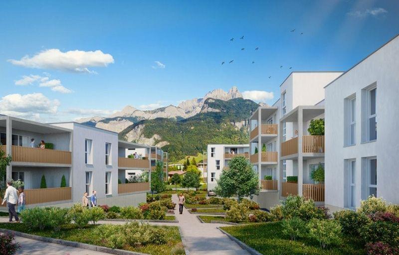 Plus d info sur la résidence Agate à Sallanches