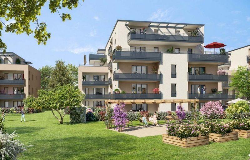 Plus d info sur la résidence Côté Léman à Thonon les Bains