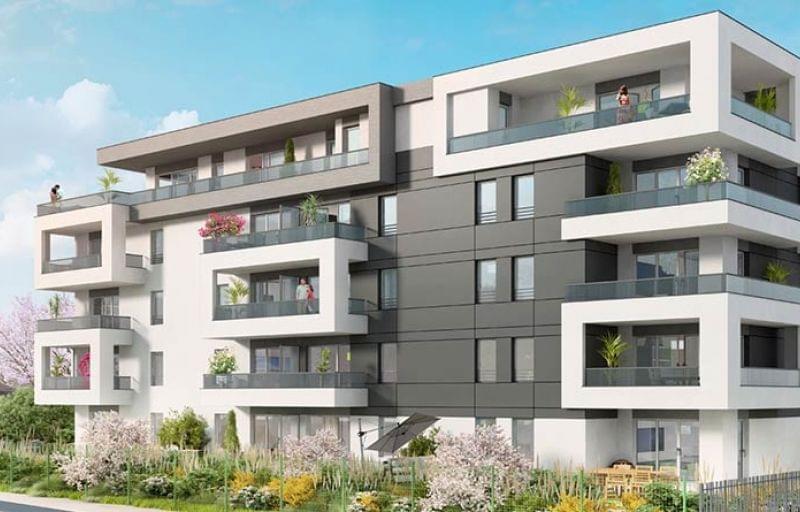 Appartement neuf Thonon les Bains