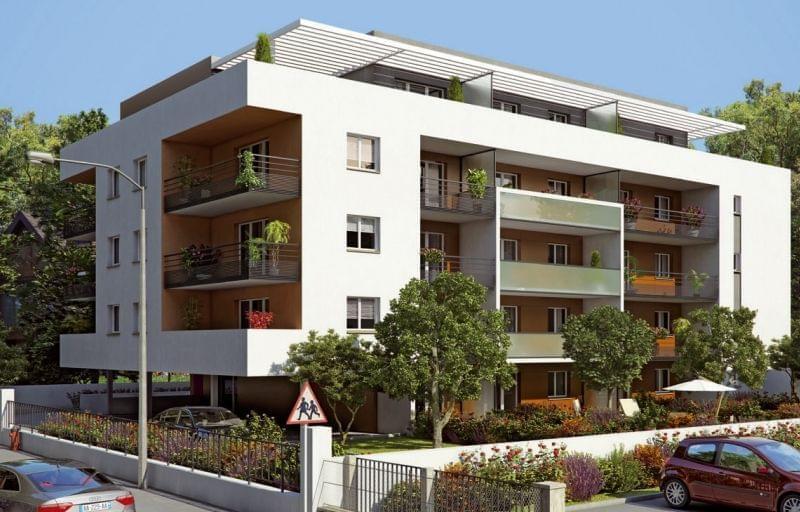 Immobilier neuf Thonon les Bains