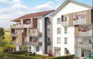 Plus d info sur la résidence  OXYGENE à Thorens-Glières