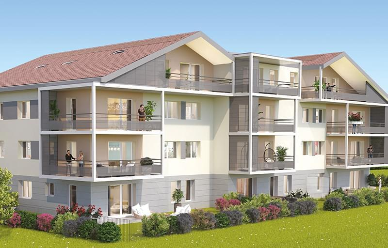 Immobilier neuf Valleiry