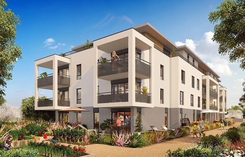 Programme immobilier neuf Vétraz-Monthoux