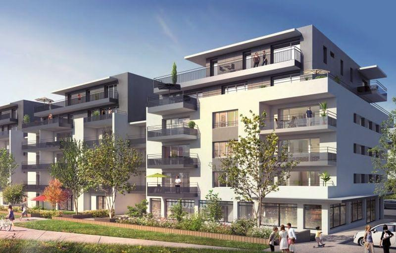 Immobilier neuf Viry
