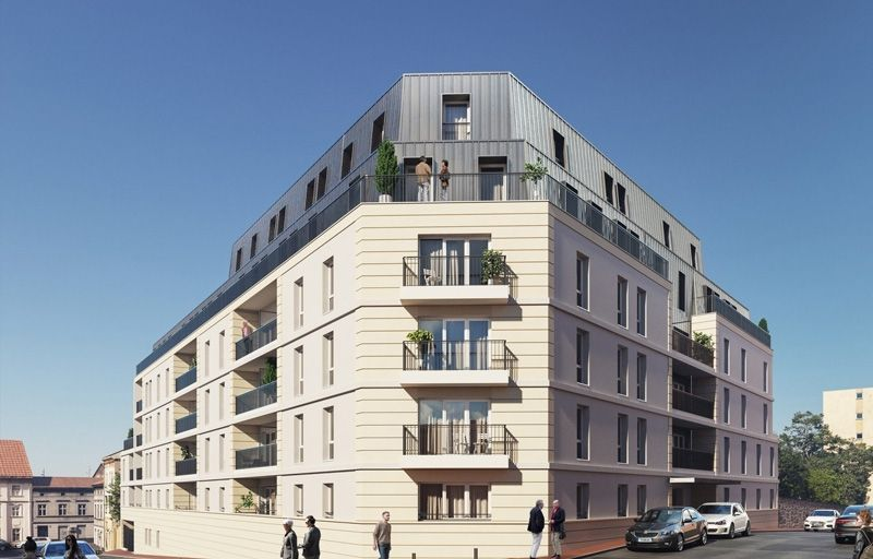 Programme immobilier neuf Limoges