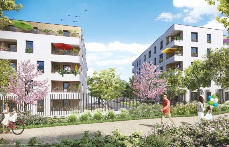 Achetez dans un programme immobilier neuf à Antony à proximité du tramway : Le Parc Renaissance