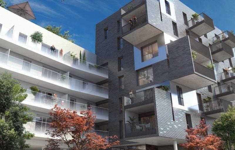 Programme immobilier neuf Asnières-sur-Seine
