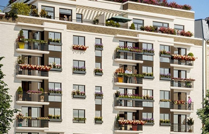 Appartement neuf Boulogne-Billancourt