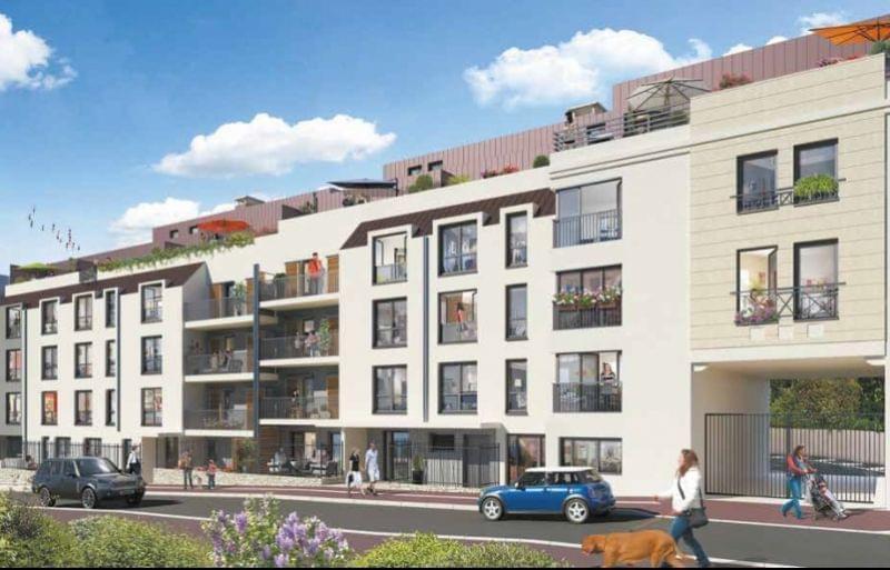 Achat programme neuf  à Châtillon : South Garden, appartements du T1 au T4 pour se loger ou pour louer