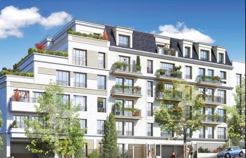 Programme immobilier neuf Châtillon : Villa Melody