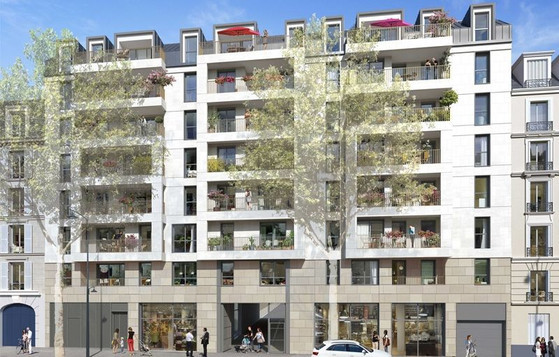 Programme immobilier neuf Clichy