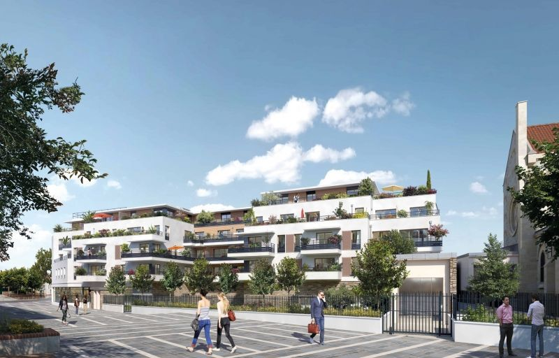 Immobilier neuf Garches