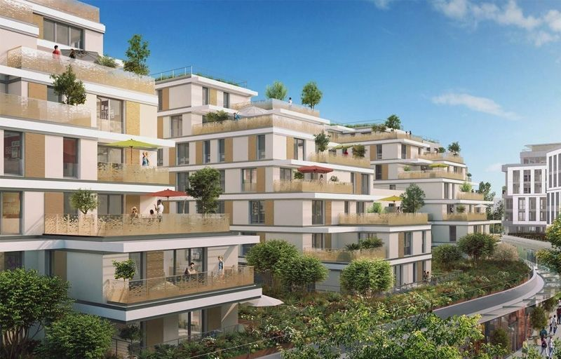 Programme immobilier neuf Issy-les-Moulineaux